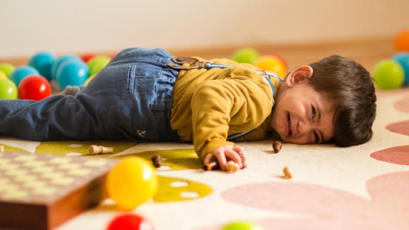 Как да реагираме на детските избухвания - съвети от семеен терапевт