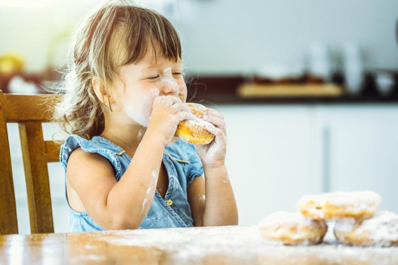 Хранене на дете с аутизъм - възможни проблеми