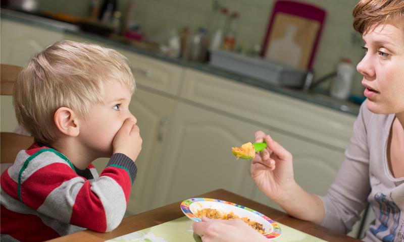 Идеи за подобряване на храненето на капризни деца