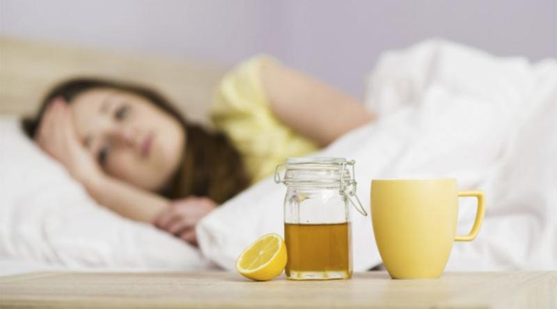 Настинка и грип по време на бременност