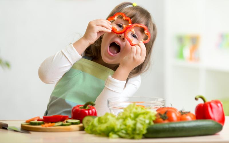 Как да насърчим децата да ядат зеленчуци?