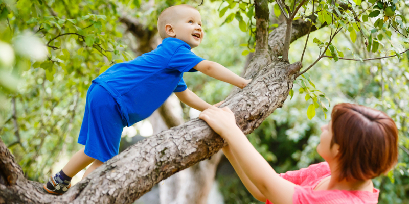 Как да отгледаме здраво дете