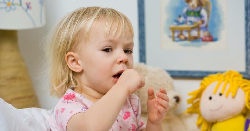 Кашлица при децата - видове, причини, решения