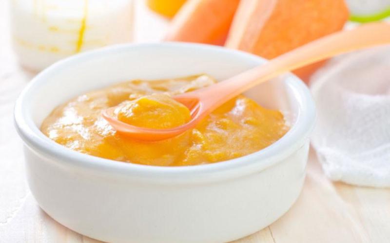 Захранване с морков