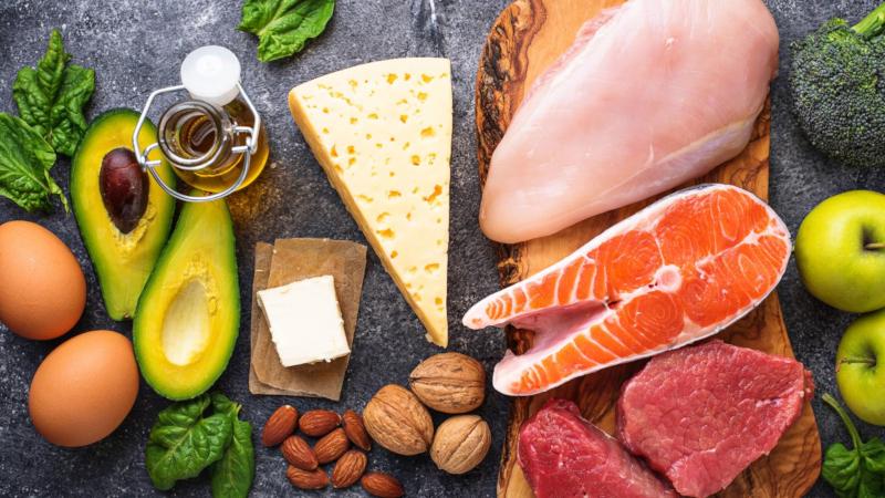 Нисковъглехидратна и кето диета при бременност и кърмене
