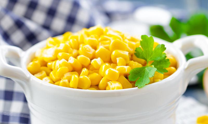 Захранване с царевица - кога и как