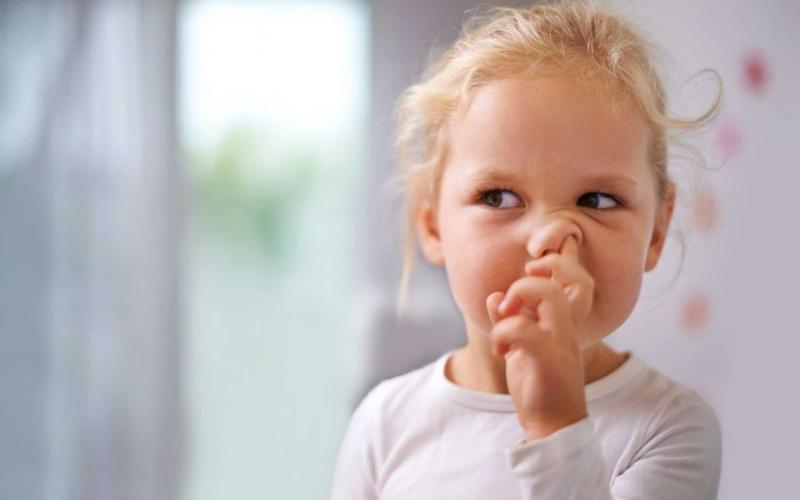 Кървене от носа при децата