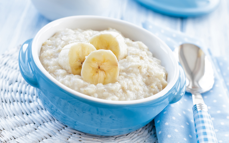 6 здравословни бебешки закуски с овесени ядки