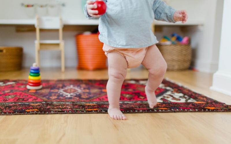 Прохождане на бебето - какво трябва да знаем